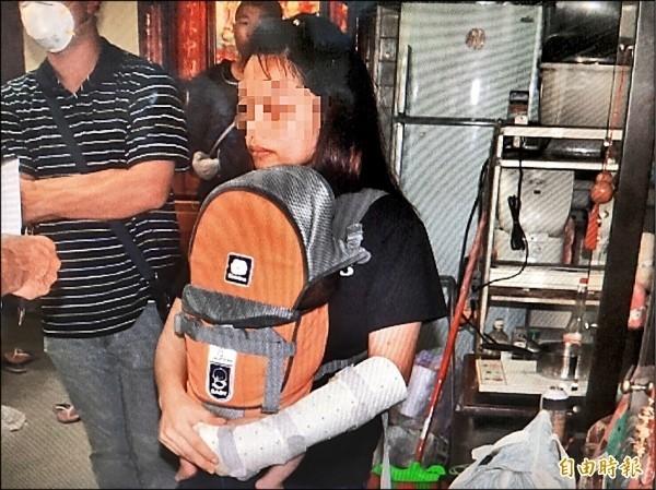鳳山1歲半男童命案,男童母親林女今晚複訊時供出,兒子在澡盆溺水CPR後3個多小時,就發現他已死亡,害怕不敢報案,隔天晚上還吸毒。(資料照,記者陳文嬋翻攝)