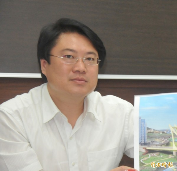 基隆市市長林右昌。(資料照)