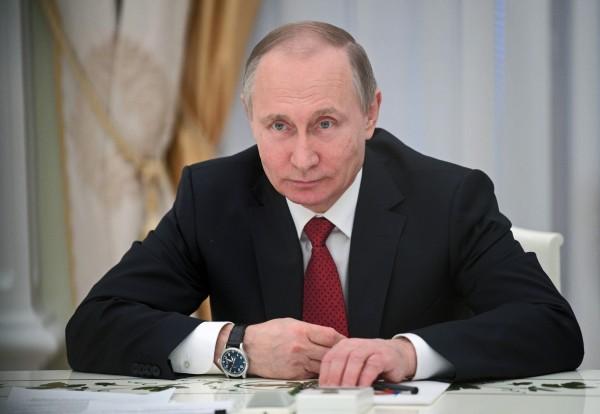 俄羅斯總統普廷為了防範美國攻打北韓,已派出軍隊挺進北韓邊界。(美聯社)