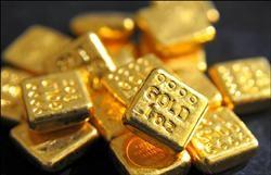 美國聯準會9月會議紀錄被市場認為小幅偏向鴿派,促使國際黃金價格上揚。(彭博資料照)