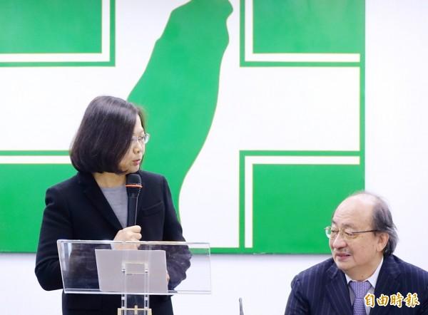 促轉條例三讀 蔡英文:台灣會蛻變成不一樣的國家