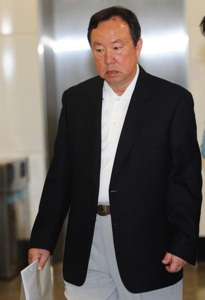 桃園縣副縣長葉世文涉及貪瀆案,遭到免職。(資料照,記者張嘉明攝)