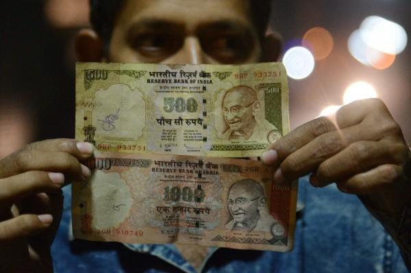 印度金融震撼彈!大鈔突然變廢紙