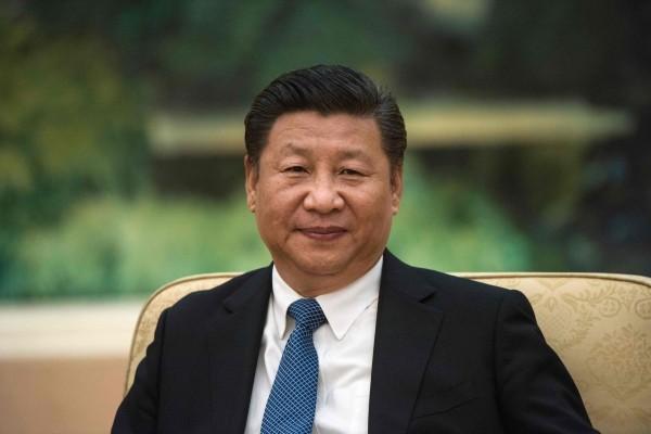 學者指出,中國近年來鼓吹民族主義與大國主義,對台、港將造成衝擊。圖為中國國家主席習近平。(法新社)
