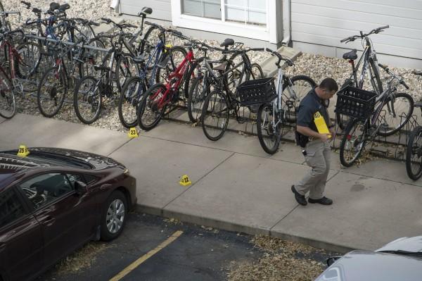 美國科羅拉多州立大學附近,當地時間19日凌晨1時許,驚傳槍響,造成3人死亡。(美聯社)