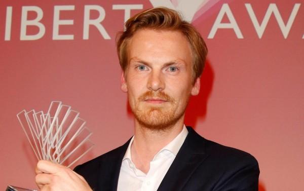 德国《明镜》周刊一名曾获多个奖项的记者被揭露写假新闻多年,震惊德国新闻界。(欧新社)