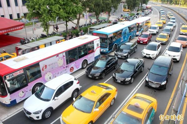 計程車示意圖,與本新聞無關。(資料照)