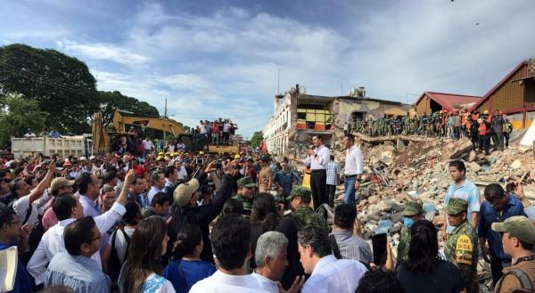 百年最強地震餘波不斷!墨西哥全國哀悼3天
