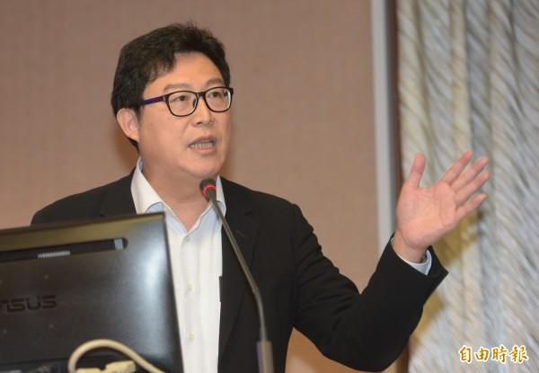 立委姚文智批台北市長柯文哲,做很多網紅式的宣傳,都只是「市長個人秀」。(資料照,記者張嘉明攝)