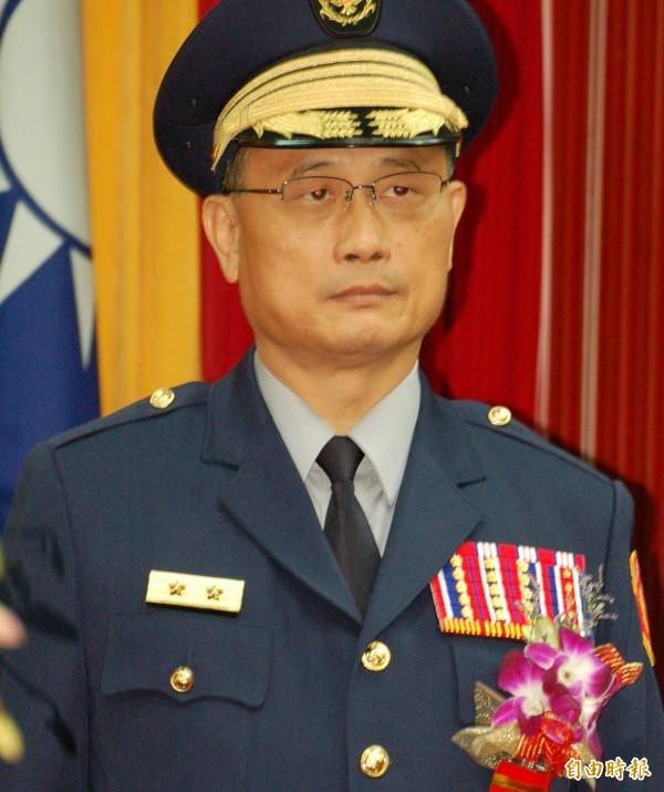 陳國恩、邱豐光同時下台 陳家欽升警政署長