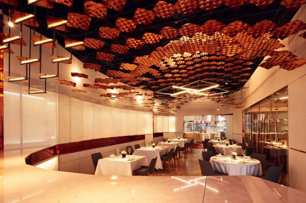 Taïrroir 態芮法式台菜餐廳獲得米其林一星認證。(擷自Taïrroir臉書)