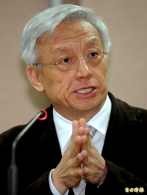曾與張忠謀有瑜亮情結的聯電董事長曹興誠,也認同張忠謀是一個偉大的傳奇。(資料照)