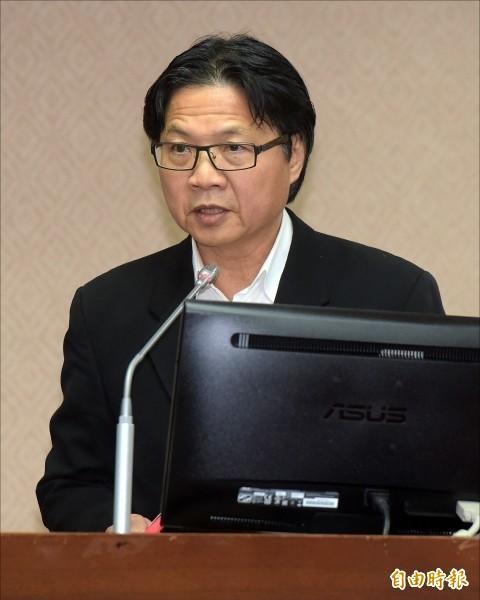內政部長葉俊榮(資料照)