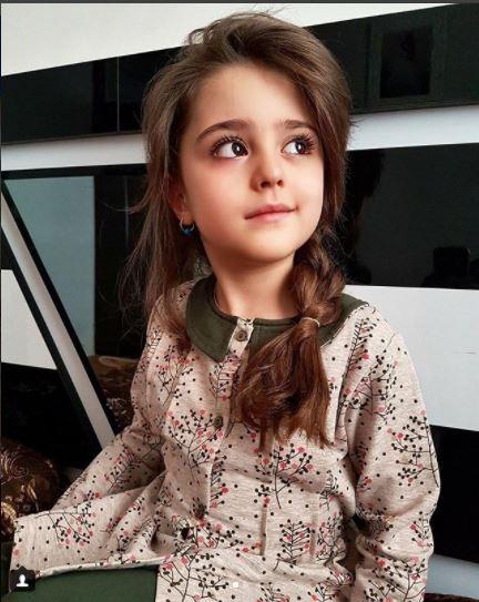 馬蒂的高顏值還被外媒稱為世界最美女孩。(圖擷取自IG @mahdis_mohammadi91)
