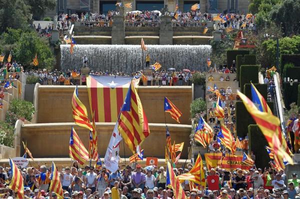 加泰隆尼亞公投若過關 48小時內「立刻」獨立