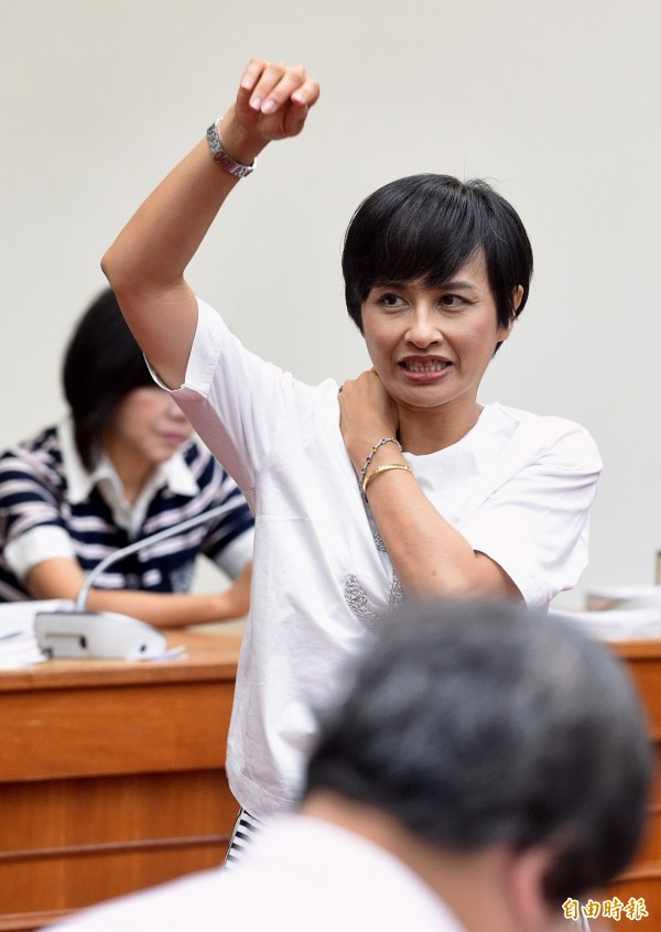 民進黨立委邱議瑩等多名立委收到不明包裹。(資料照,記者羅沛德攝)