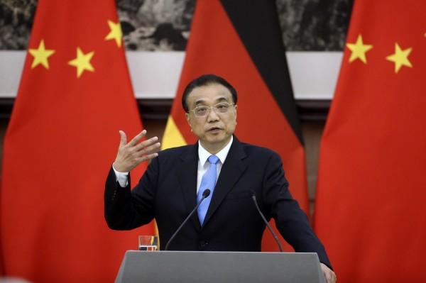 中國國務院總理李克強。(歐新社)