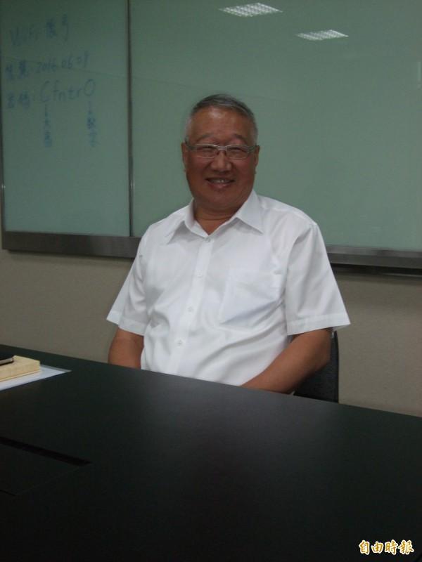 正崴董事長郭台強。(資料照,記者陳永吉攝)