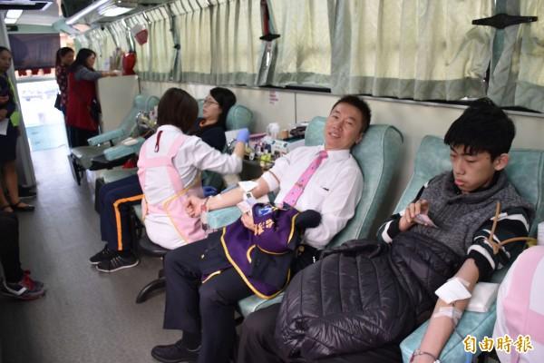 捐血禁令將有重大變革!衛福部食藥署研議依照疾管署、國血國用諮議會專家建議,將放寬「捐血者健康標準」,示意圖,與新聞事件無關。(資料照)