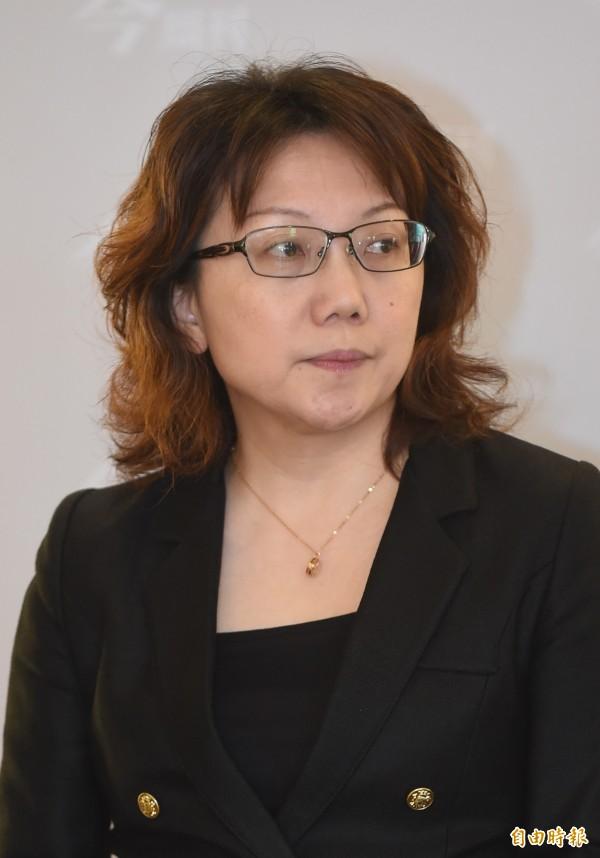 台大社會系教授范雲3月擬組新政黨「社民黨」,走社會民主主義路線。(資料照,記者劉信德攝)