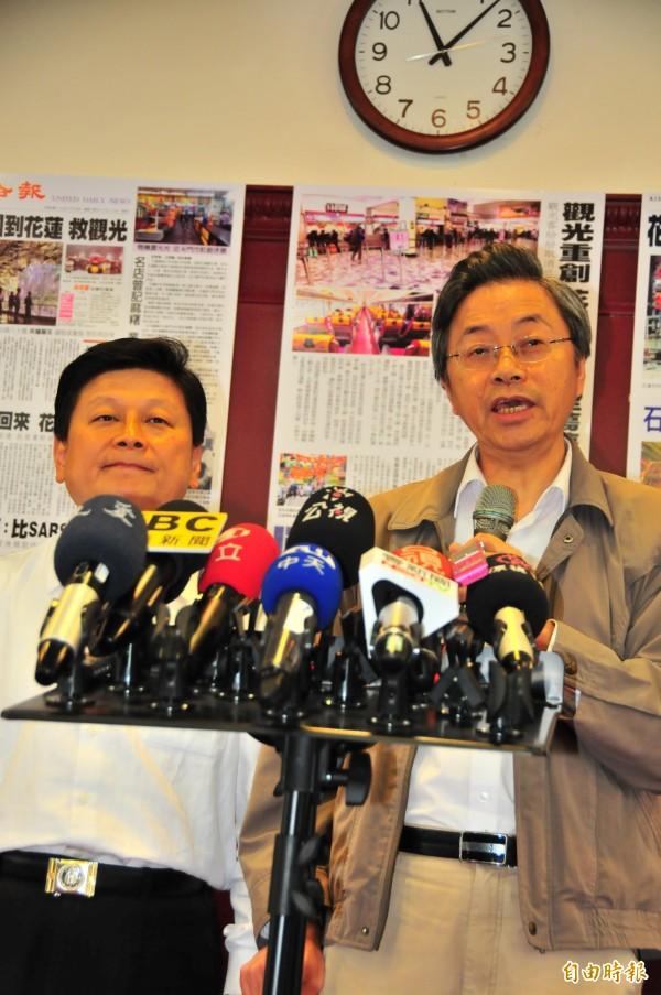 台南地震、高雄氣爆也紓困業者?媒體調查打臉「花蓮王」