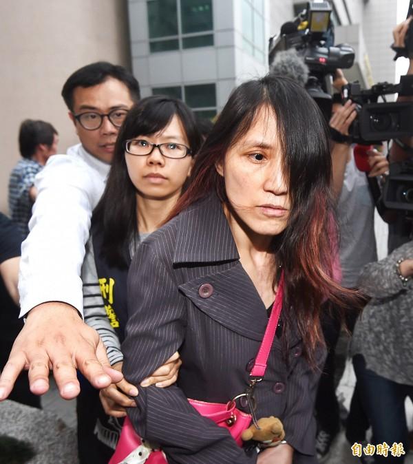 房客指控張淑晶用假名租房屋,被識破後她不讓對方退租。(資料照,記者方賓照攝)