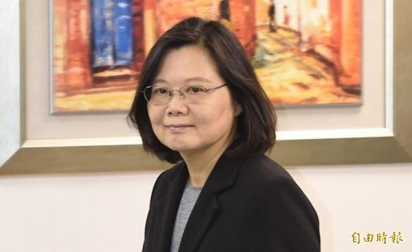 呼籲美國調查台灣大選 華郵:中國想換掉蔡英文