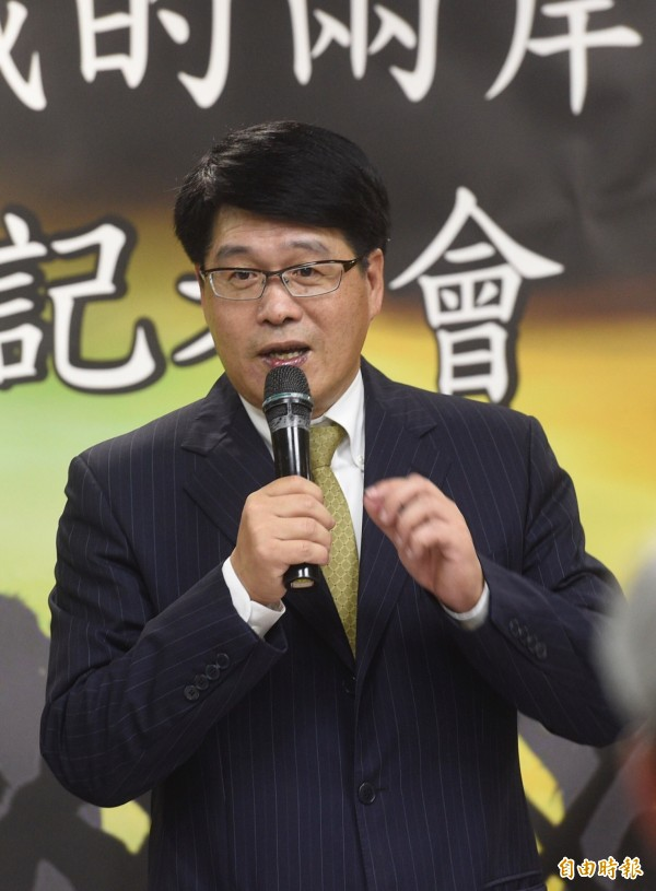 游盈隆表示,高達84.8%的民眾支持台灣加入聯合國,「這種民意強度非常罕見」。(資料照,記者叢昌瑾攝)