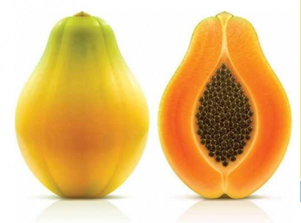 美爆發沙門氏菌感染,FDA懷疑跟墨西哥進口的木瓜有關。(取自網路)