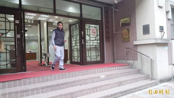 「爸寶」胡家瑞撞死清大物理博士生,遭判刑18年,求償1454萬餘元。(資料照,記者溫于德攝)