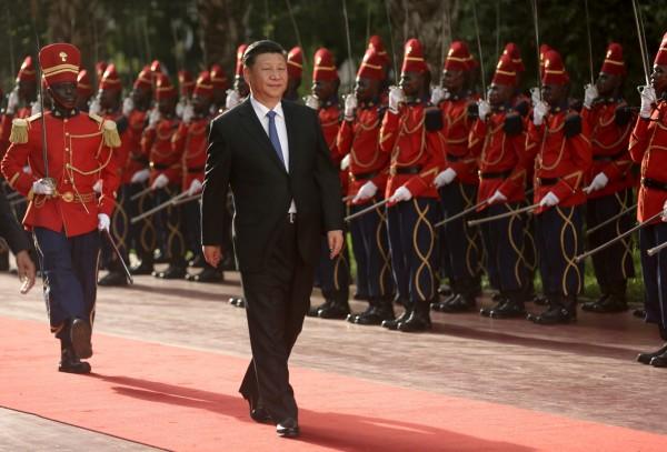俄國專家分析,中國正進入全球擴張期,並已經在按照自己的方式掌控非洲的經濟、政治。(路透)