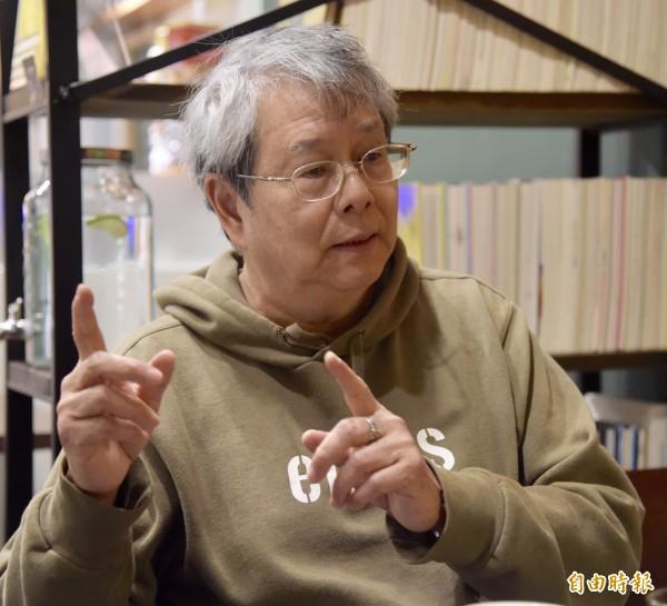 陳師孟認定阿扁無罪 痛批司法、中監、「馬英九們」