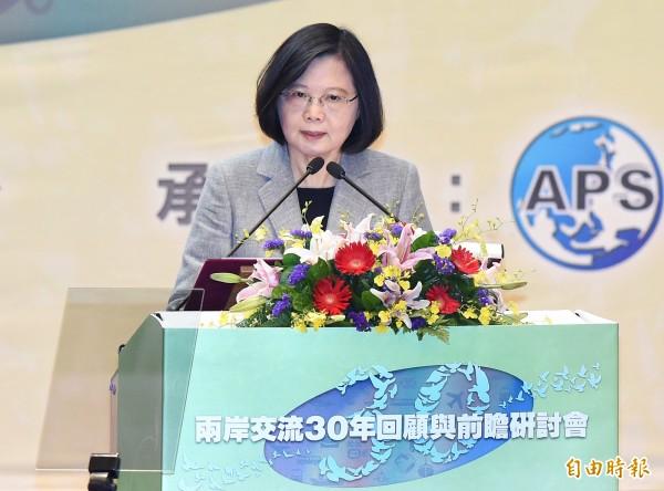 中國不滿讓小英過境 美國務院:符合美台關係