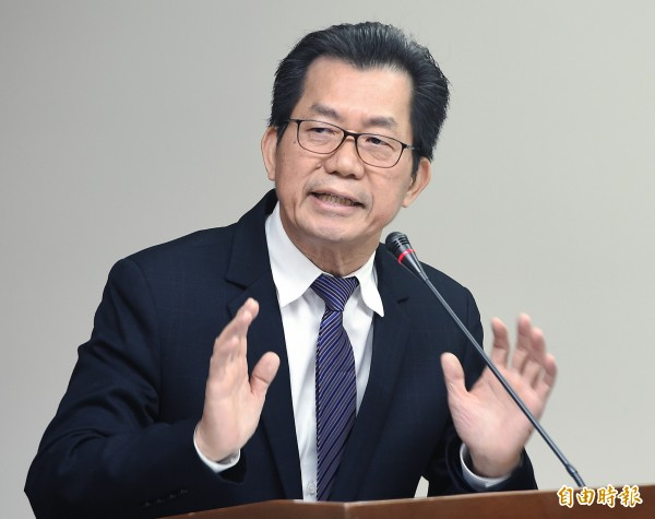 台湾最大尾? 环团轰:「落跑署长」李应元藐视国会。 (资料照)
