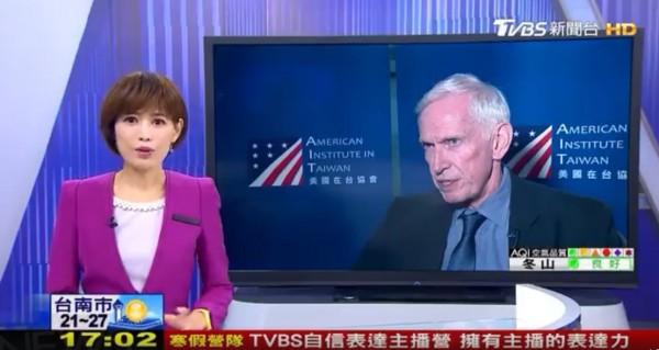 中國不敢做的,TVBS做到了!