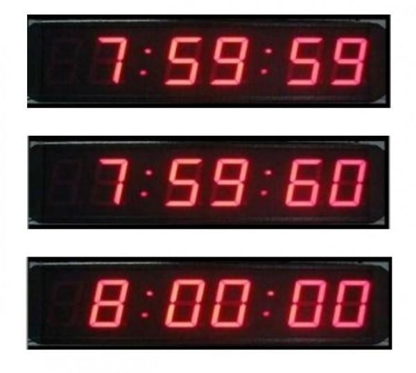 再加1秒!史上第27次「閏秒」明年元旦出現