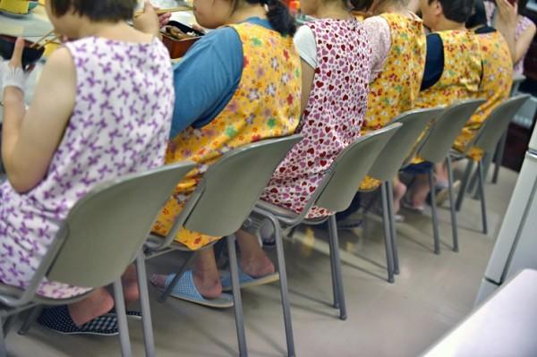 專家指出,日本老年人的貧困問題日益嚴重,可能是導致犯罪潮的主因。日本監獄也因此越來越像養老機構。(法新社)
