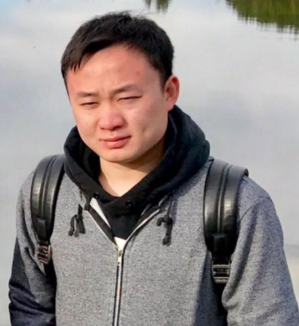 華裔男子廖若晨遭綁架。(法新社)