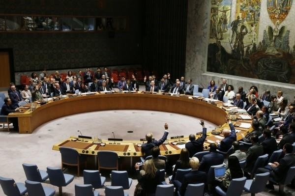 聯合國安理會一致通過制裁北韓的新決議案。(資料照,美聯社)