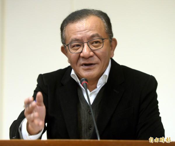 民進黨立委高志鵬日前提議「新台幣設計運動」引發熱議,他今日在臉書針對批評作出回應。(資料照,記者林正堃攝)