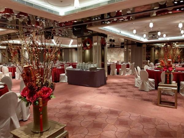 台北亞都麗緻飯店天香樓獲米其林一星認證。(擷自天香樓臉書)
