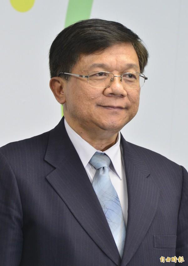 準行政院長林全公布第三波人事,經濟部長李世光。(資料照,記者王藝菘攝)