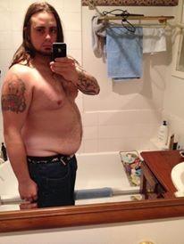 傑弗瑞斯過去體重破百。(圖擷自臉書)