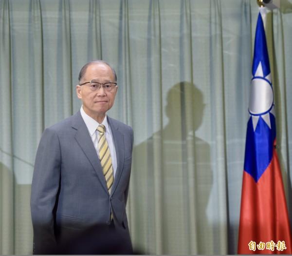 中國媒體、官方施壓將台灣、西藏列為國家的企業,我外交部批作法蠻橫。圖為外交部長李大維。(資料照,記者黃耀徵攝)