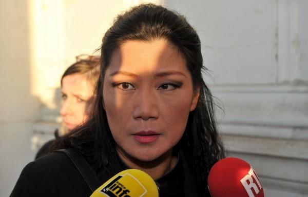 韓麗芳被控詐欺及濫用公款,今年2月底被判處4年徒刑,而以法院已對其發布逮捕令。(法新社)