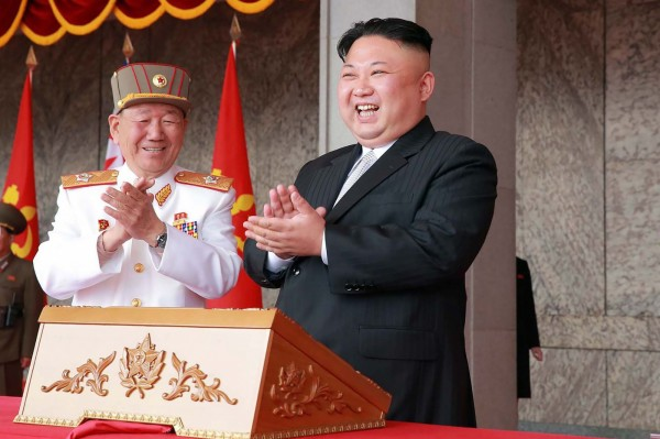 中國著名的朝鮮戰爭歷史學家沈志華認為,中國應該放棄支持北韓,轉向南韓。(法新社)