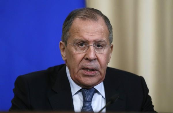 俄外長拉夫羅夫(Sergei Lavrov)據瑞士實驗室調查指出,使俄諜父女中毒的毒劑包含美、英等其他北約國曾擁有的「BZ物質」。(歐新社)