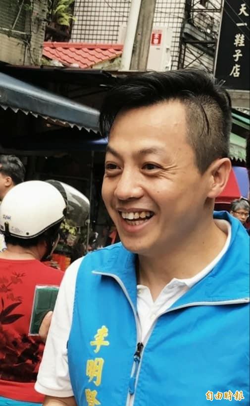 投入台北市議員選舉的國民黨文傳會主委李明賢將留職停薪。(資料照)
