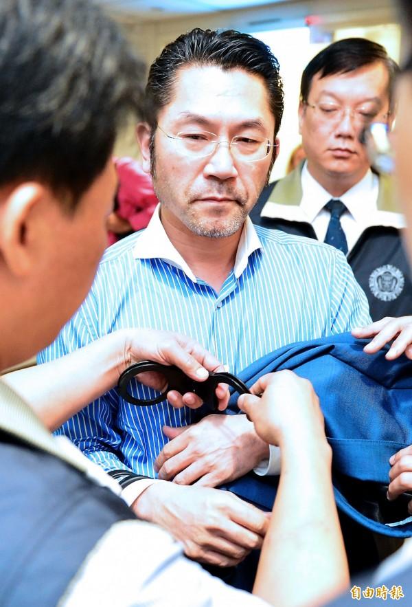 台版「華爾街之狼」兆良科技負責人羅栩亮被判6年及7月徒刑,7個月部分可易科罰金。(資料照,記者姚介修攝)