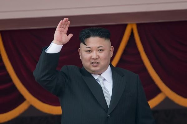 北韓政府透過媒體控訴美國與韓國密謀暗殺金正恩。(法新社)